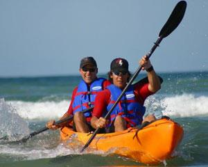 Explore Noosa National Park on this Sea Kayaking Ocean Tour. See the amazing marine life that inhabits...