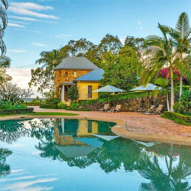 Escape the everyday with a boutique stay at the five-star Victoria's at Ewingsdale – a striking country...