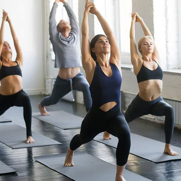 Working on your health and wellbeing needn't be boring, especially when you've got Green Square Yoga on...