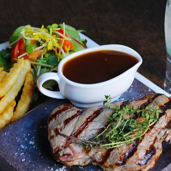 Is there anything better than a good old-fashioned steak? Shockingly, the answer is yes - a steak...