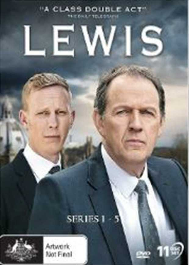 Lewis - Series 1-5 DVD         Kevin Whately stars as Detective...