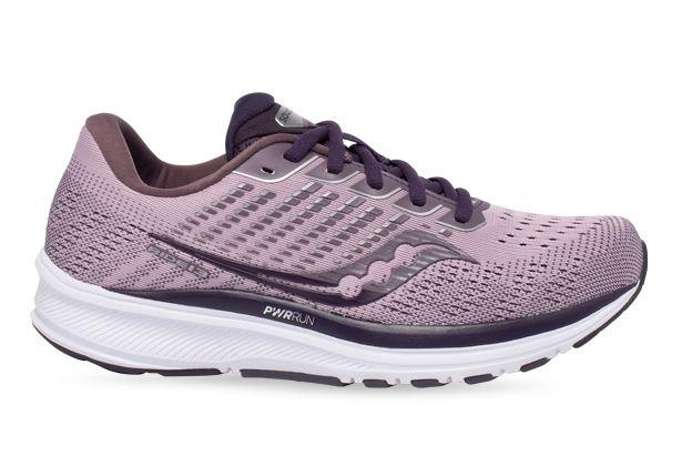 The Saucony Ride 13 is the perfect balance of feel-good and go-fast.  For those who crave reliable...