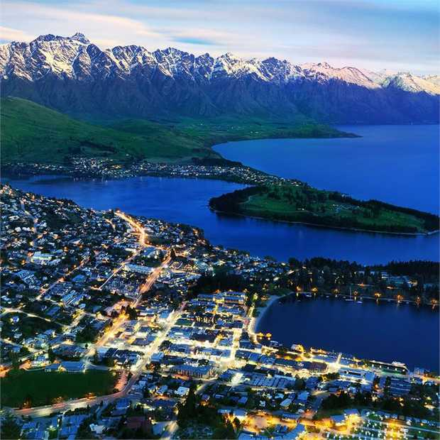Moments from the glistening shores of crystal-clear Lake Wakatipu, surrounded by award-winning...