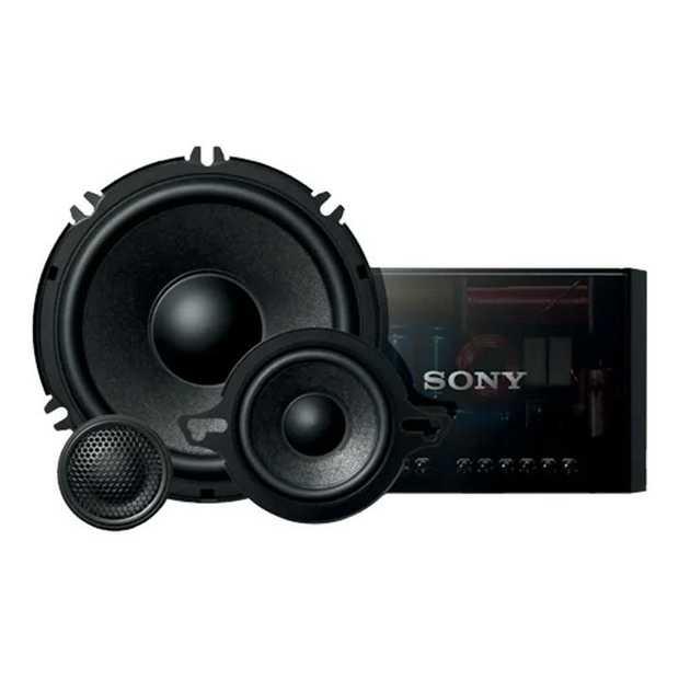 This 3-way component speaker system features our original MRC Aramid Fiber Matrix cone, a newly...
