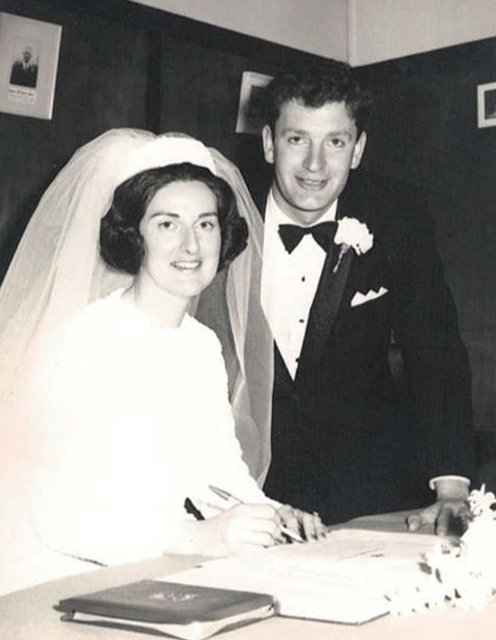 Happy 50th Wedding Anniversary celebrated today.Fifty years of love, faith, hope, happiness and...