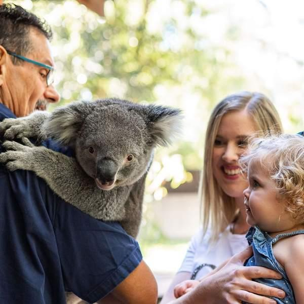 Bundle up the family for a day of fun at Perth's Outback Splash! Come meet their cuddly koalas and...