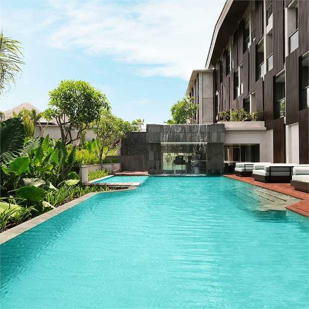 A haven of tranquility, The Garcia Ubud is a brand-new sanctuary where wellness and luxury combine...