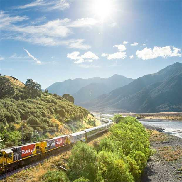 From Franz Josef Glacier Village to snowcapped Queenstown and otherworldly Milford Sound, a road trip...