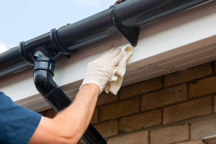 THE GUTTER DOCTOR - GUTTER AND ROOF SPECIALIST    Gutter repairs/ replacements  Down...