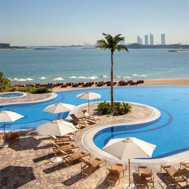Brand new to Dubai, Andaz Dubai The Palm invites you to experience five-star luxury on the world's most...