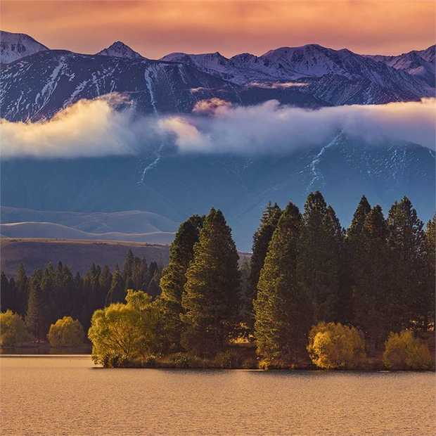Soak up the awe-inspiring natural beauty of Lake Tekapo, located between Queenstown and Christchurch on...