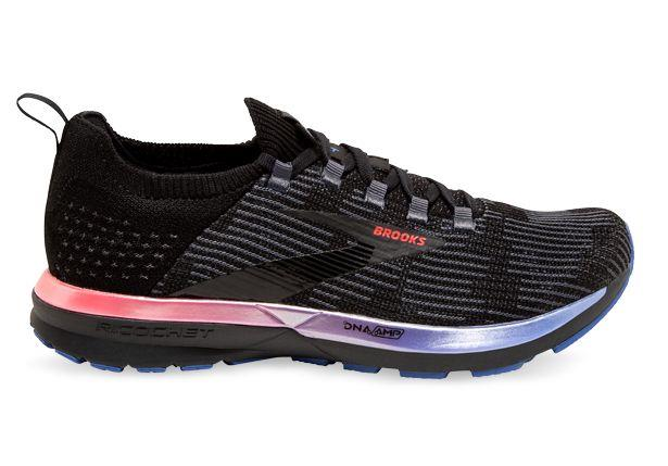 Energize your run with the Ricohet 2 by Brooks. This shoe is designed to return to energy in a light...
