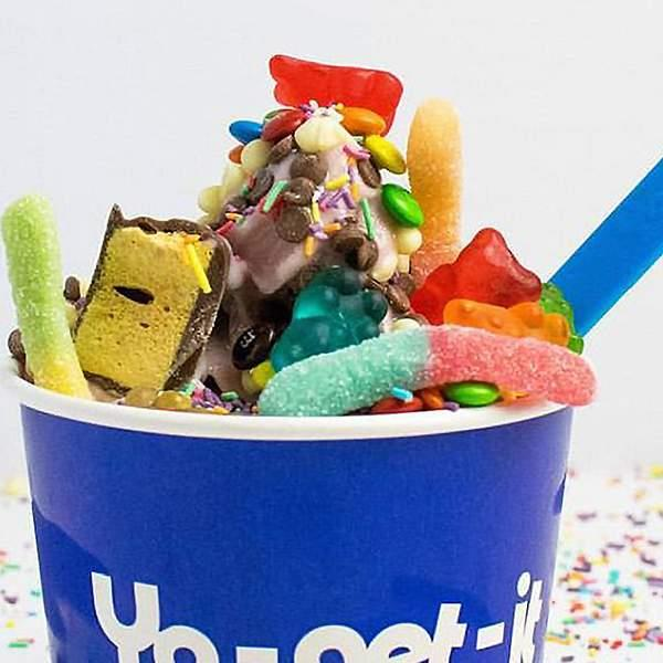 There's nothing quite like a satisfying swirl of fro-yo when you're hankering for a treat! That's why...