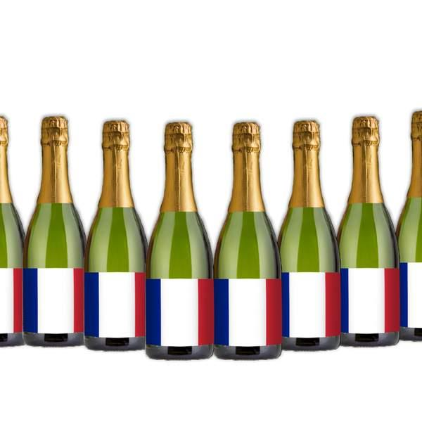 If you like your bubbles, get ready to celebrate in style with today's mystery case of French Brut...