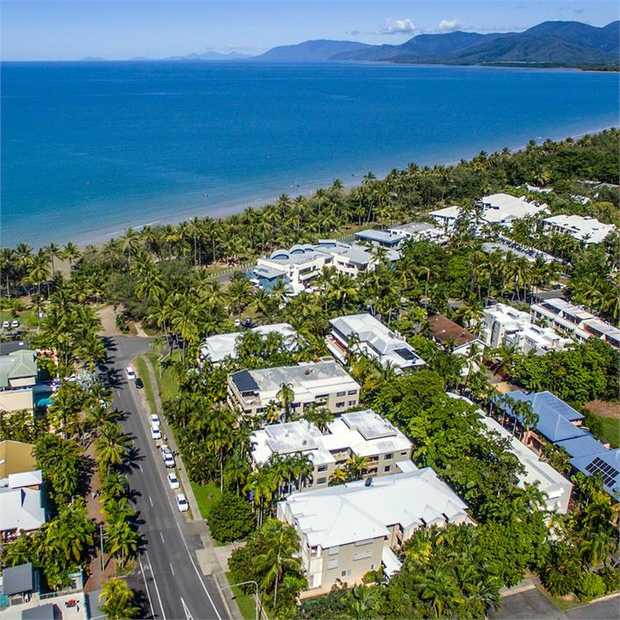 Treat yourself to a blissful adults-only stay in a self-contained apartment at Port Douglas Apartments...