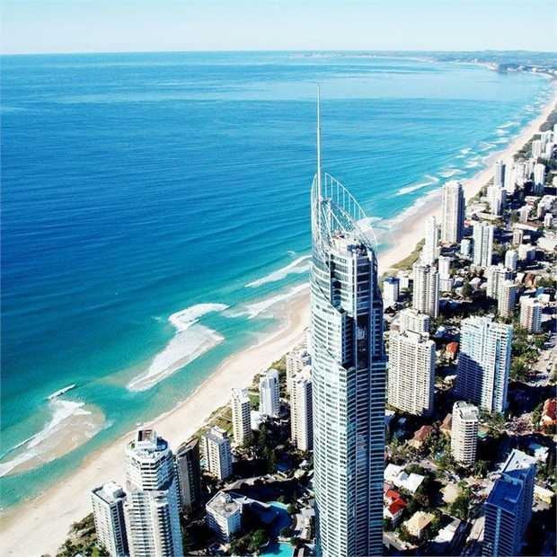 Experience the glamorous Gold Coast with an iconic, award-winning escape at Q1 Resort & Spa. Tower over...