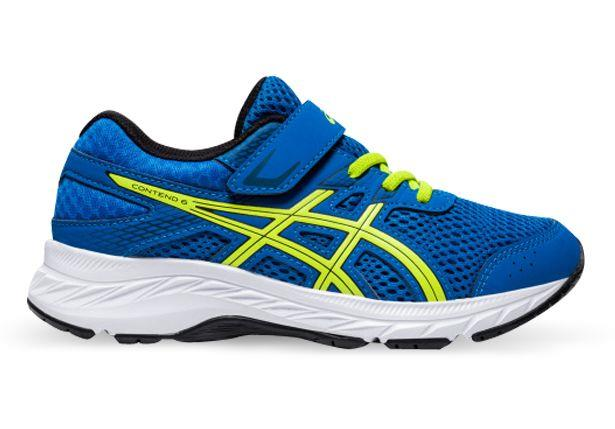 A fan favourite for the little ones, the ASICS Contend 6 PS is the latest model in the story. Adorning...