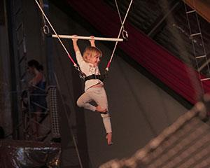 Feel the thrill of taking flight with this 90-minute flying trapeze workshop in Byron Bay. Youll learn...