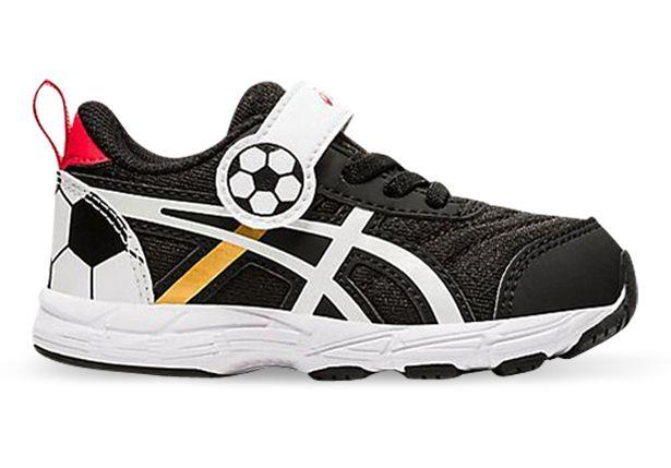 The new Asics Contend 6 School Yard is here to keep up with your energetic toddler. In a sleek sporty...