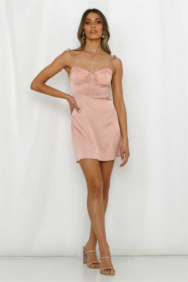 Legnth from bust to hem of size S: 65cm.