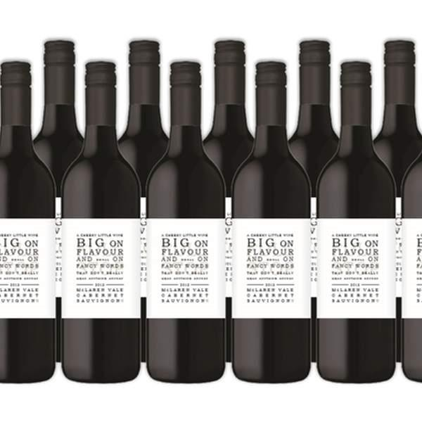 Find out why 2013 was one of the best years for McLaren Vale Cab Sav with today's offer for 12 bottles...