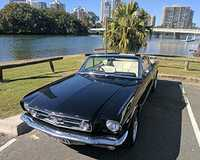 Enjoy the ultimate adventure exploring Sydney in a Mustang GT350 Convertible with a full day hire.
