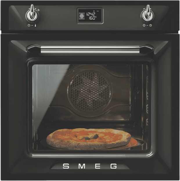 * 79 Litre oven capacity* 16  20 Automatic programmes* SmartSense intuitive program* Ever Clean...
