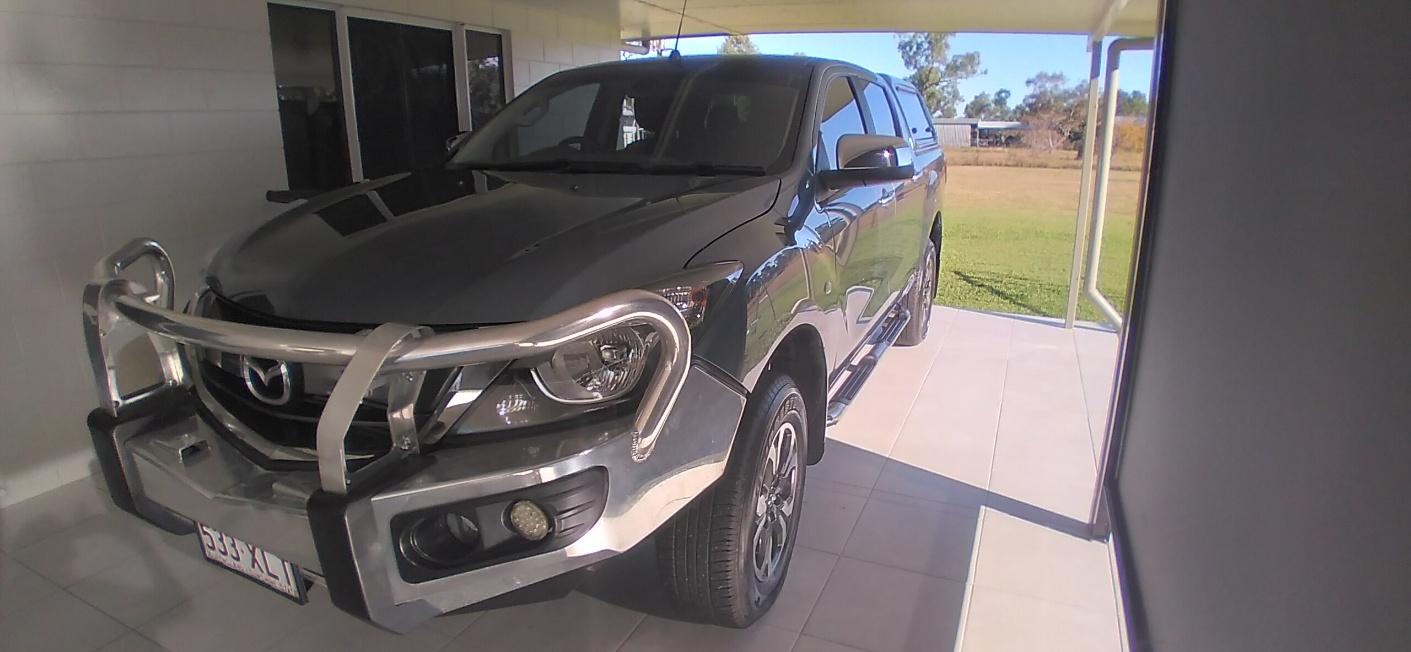 2017 MAZDA BT50 - FOR SALE