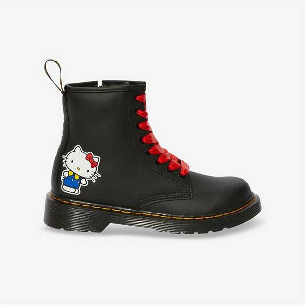 The Dr. Martens x Hello Kitty collaboration comprises of a Kids 1460 boot made for mini rebels.  A...