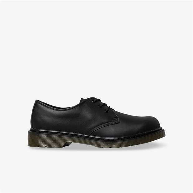 The classic school oxford, the junior-sized version of Docs classic 1461 3-eye lace up shoe features...