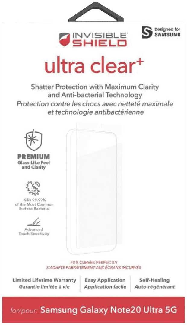 * Ultra Clear and Virtually Indestructible* Advanced HD Clarity* True Full Screen Coverage*...