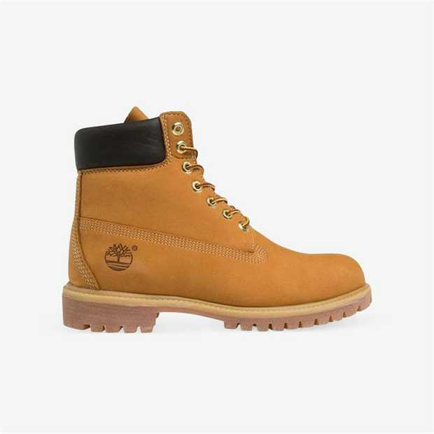 These kids' waterproof boots are inspired by the original Timberland® boots, and feature the same...