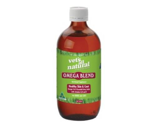 The Vets All Natural Omega Blend is a healthy, nutritious supplement for your beloved pet. Suitable for...