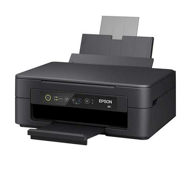 Small-in-One printer Wireless printing and scanning Simple to use 4 individual ink cartridges Variable...