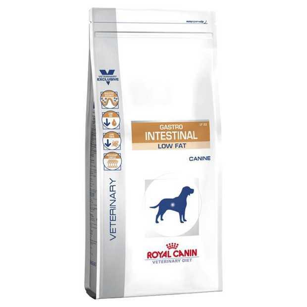 Royal Canin Gastro Intestinal Low Fat Prescription Dry Dog Food 12Kg