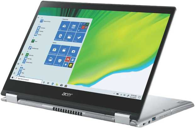 This Acer laptop features a 1.2 GHz Intel Core i3 dual-core processor, so you can run software with...