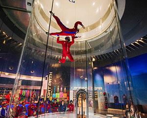 Always wanted to fly? This indoor skydiving package will give you four guided indoor flights, to feel...