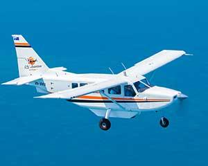 Get a bird's eye of view of the iconic Great Barrier Reef on this scenic flight. With a guaranteed...