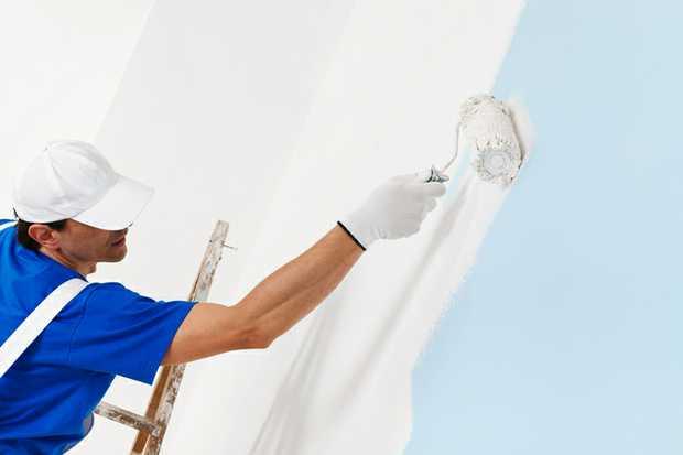 METICULOUS REPAIRS & PREPARATION   (Cracks, peels, mould, water damage, ceiling...