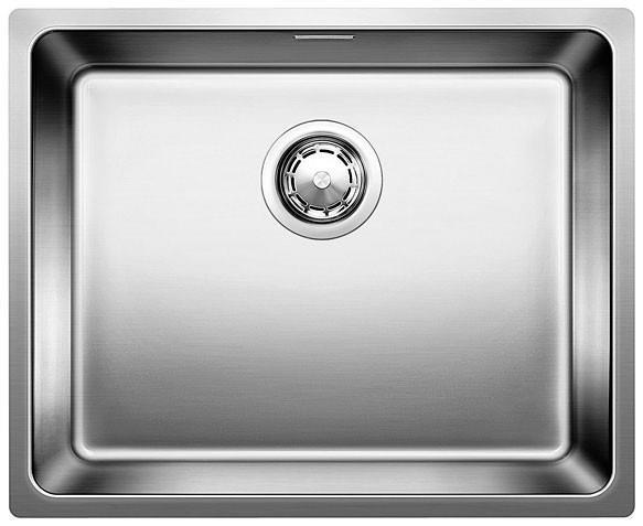 38L Bowl Capacity Stainless Steel 18/10 satin finish Tight radius corners Ultra modern design Broad...