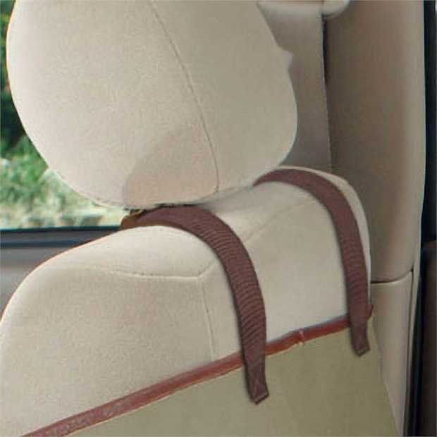 Happy Ride Solvit Waterproof Hammock Back Seat Car Cover Protector