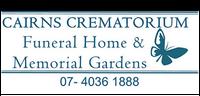 CAIRNS CREMATORIUM FUNERAL HOME & MEMORIAL GARDENS   Cairns Crematorium Funeral Home &...