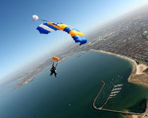 The ultimate adventure, your first Freefall Skydive! Experience the unparalleled thrill of free falling...
