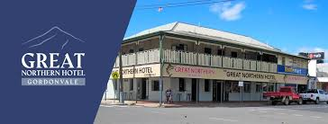 GORDONVALE GREAT NORTHERN HOTEL    Newly refurbished.  