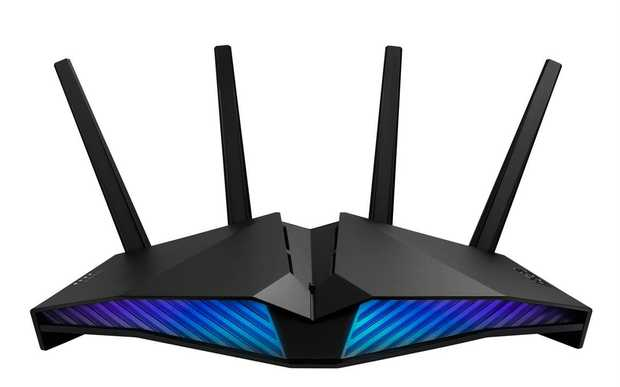 New-generation WiFi 6 Up to 5400 Mbps Mobile Game Mode ASUS Aura RGB lighting effects ASUS AiMesh...