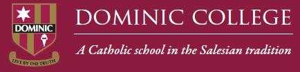 DOMINIC COLLEGE 2021   RELIGIOUS EDUCATION COORDINATOR 7-10 (Permanent)   COORDINATOR OF...
