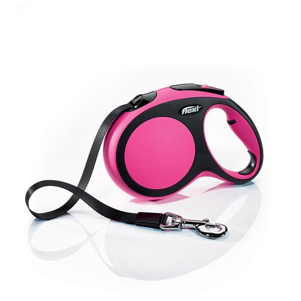 Flexi Comfort Tape Pink Large Pet: Dog Category: Dog Supplies  Size: 0.6kg Colour: Pink  Rich...