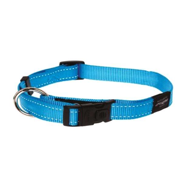Rogz Collar Turquoisemedium Pet: Dog Category: Dog Supplies  Size: 0.3kg Colour: Blue  Rich...