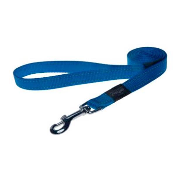 Rogz Lead Bluemedium Pet: Dog Category: Dog Supplies  Size: 0.3kg Colour: Blue  Rich Description: Rogz...