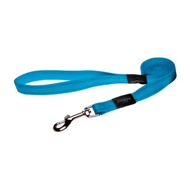 Rogz Lead Turquoisemedium Pet: Dog Category: Dog Supplies  Size: 0.3kg Colour: Blue  Rich Description:...